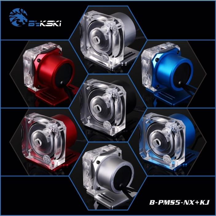 Bykski B PMS5 NX KJ PWM Armor Pumps D5 Series Pump Maximum Flow 1100L H Maximum