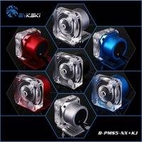 Bykski B PMS5 NX KJ PWM Automatic Speed Control Armor Pumps Flow Rate 1100L H Odistance