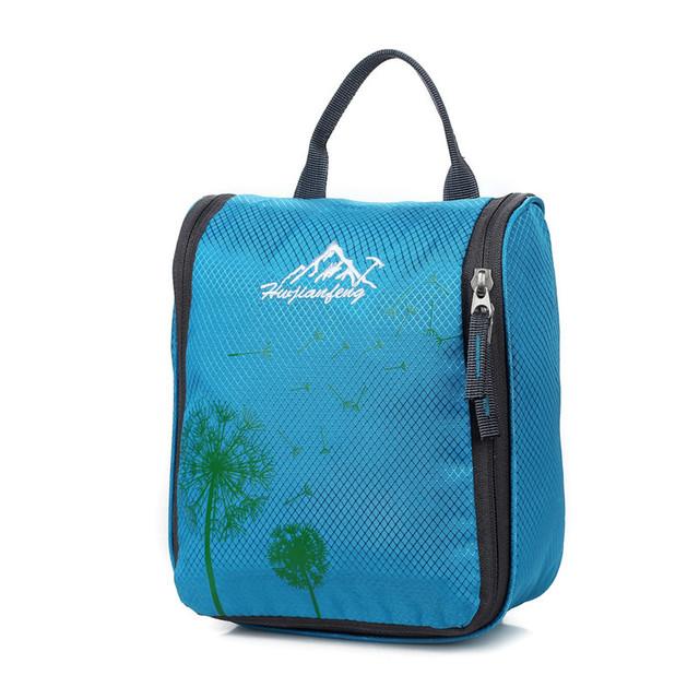 2016 NUEVO bolso de las mujeres bolsos de las mujeres famosas marcas bolsa de cosméticos bolsa de lavado impermeable viajes embrague