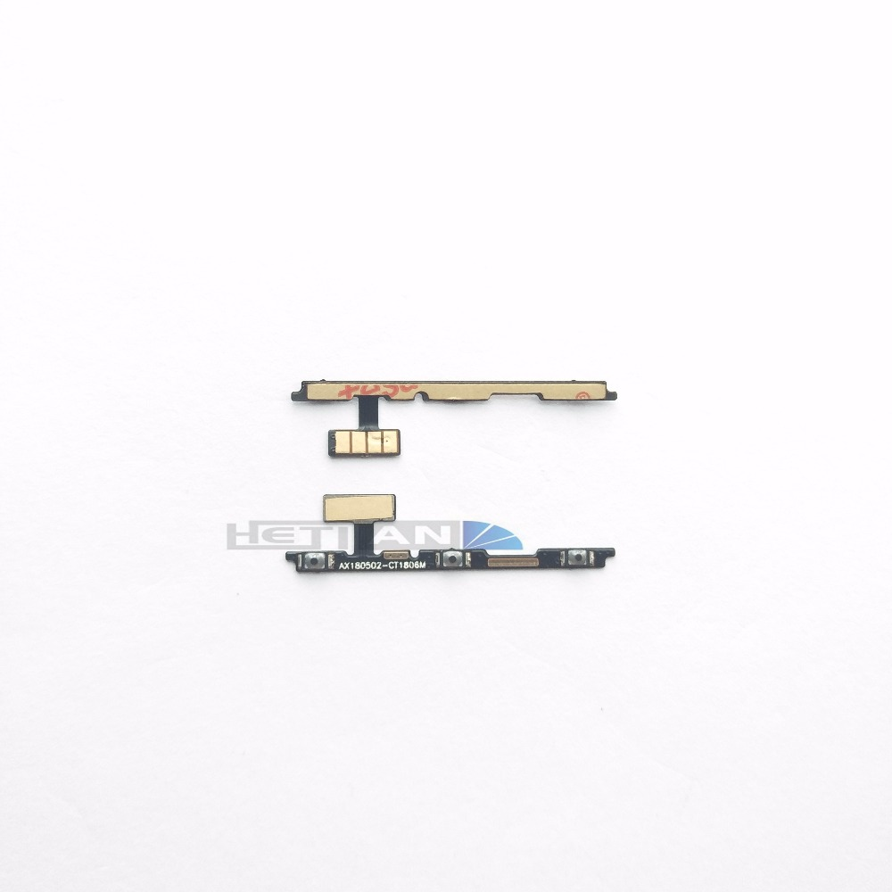 Power On Off Volume Up Down Button Key Flex Cable Replacement Repair Spare Parts for Xiaomi A2 MI A2