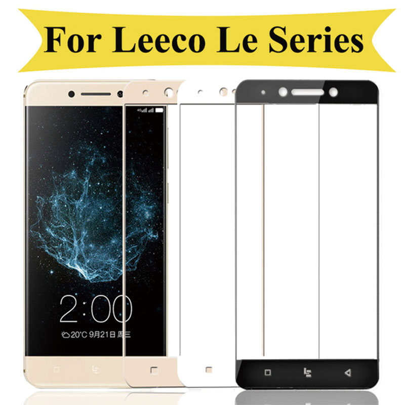Tempered Glass For LeEco Le 2 Screen Protector For Letv Le Pro 3 S3 Pro3 Le2 3S Pro3 Le3s Protective Glas On LeEco2 Film Cover
