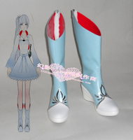 RWBY Weiss Schnee cos cosplay shoes