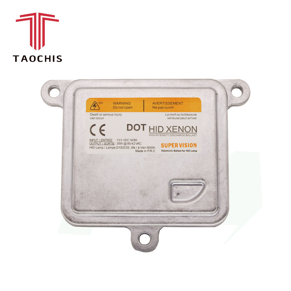 TAOCHIS D3S 12V 35W HID xenon ballast for Land Rover Freelander 2 Discovery Sport Evoque Opel Mokka OEM replacement parts
