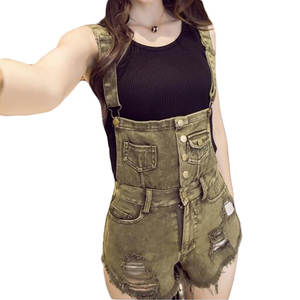 394d9e221212 Sexy Overalls Rompers Womens Summer Bodysuit Jumpsuit