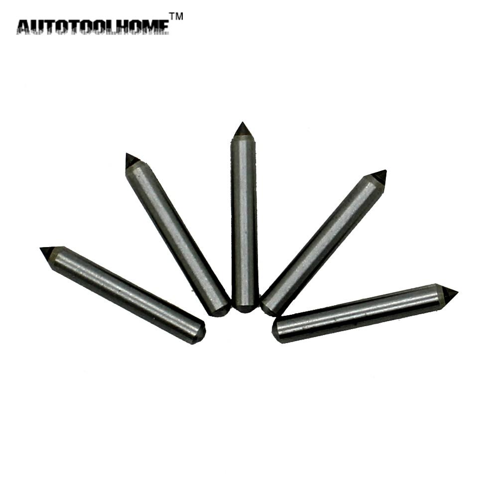 5pc Carbide Engraver Engraving Tips Nozzle For Electric