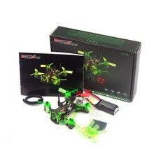 Happymodel Mantis85 85mm FPV Racing RC Drone w/ Supers_F4 6A BLHELI_S 5.8G 25MW 48CH 600TVL Camera BNF