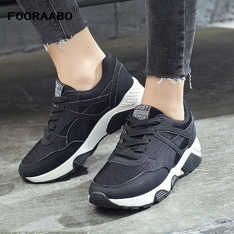 New Spring Women's Casual Shoes 2018 Autumn Fashion Ladies Woman Sneakers Shoes Casual Female Tenis Feminino Zapatos Mujer ym 2018 eu 35 40 spring autumn new fashion casual bow tie womens flat shoes woman shallow peas shoes ladies girls zapatos mujer