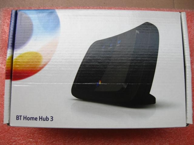 huawei United Kingdom BT home Hub3 4 port wireless router Big memory wifi ADSL ...