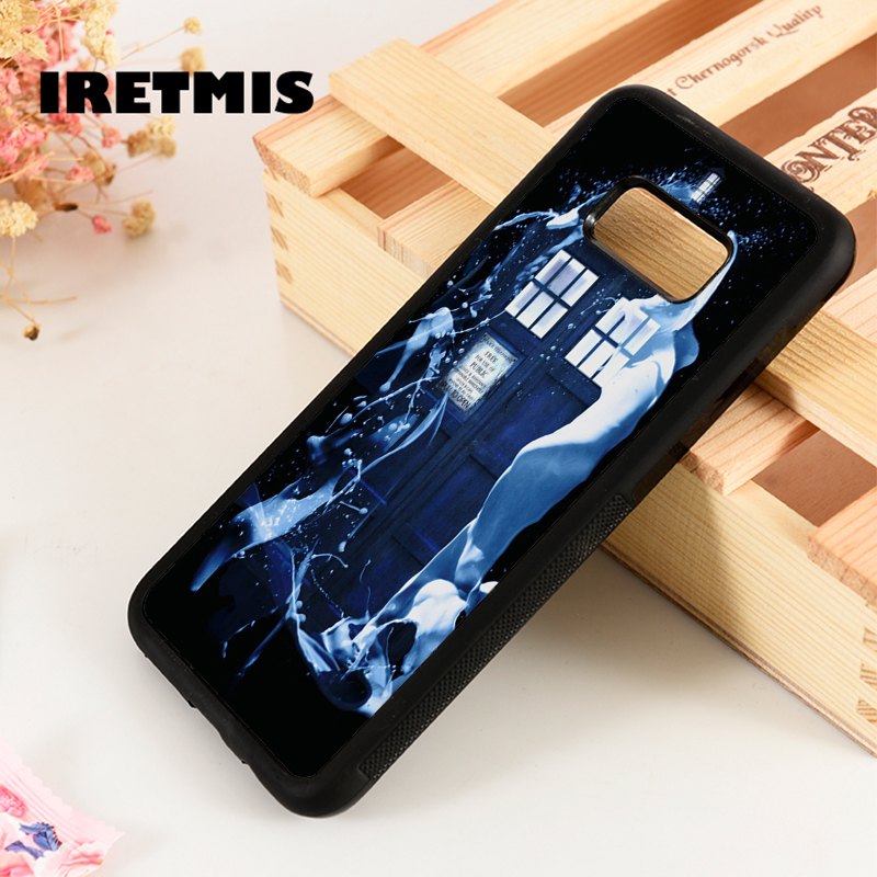 Phone Bags & Cases Apprehensive Iretmis S3 S4 S5 Silicone Phone Case Cover For Samsung Galaxy S6 S7 S8 S9 Edge Plus Note 3 4 5 8 9 Doctor Who Tardis Splash Pure And Mild Flavor