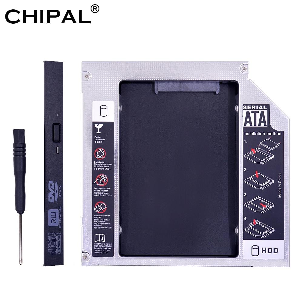 Caddy Hdd Case Foxconn-Chip Original Enclosure SSD Laptop CD-ROM Sata-3.0 PATA IDE CHIPAL
