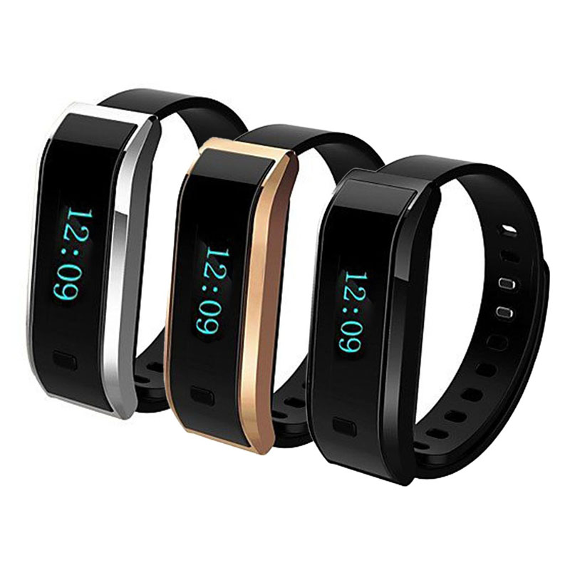 TW07 Smart Band Wristband Bluetooth 4 0 Waterproof Sport Fitness Bracelet Smartband OLED Display Pedometer Call