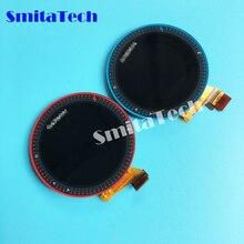 Dành cho Garmin Forerunner 225 Màn hình LCD hiển thị đồng hồ GPS Màn hình LCD Ốp mặt trước Tặng Kính thay thế một phần