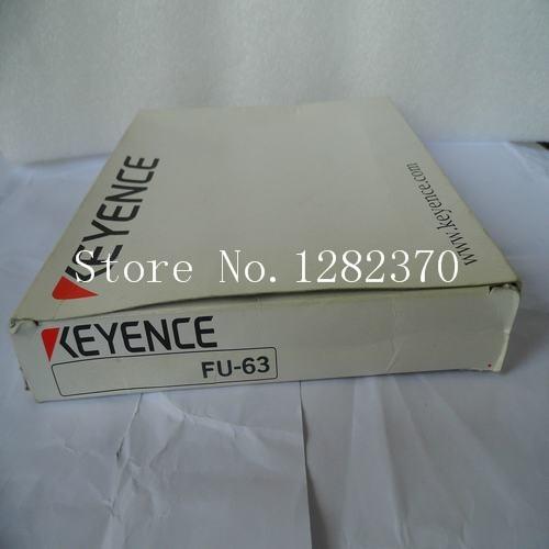 [SA] New original authentic special sales KEYENCE Sensor FU-63 spot --5PCS/LOT