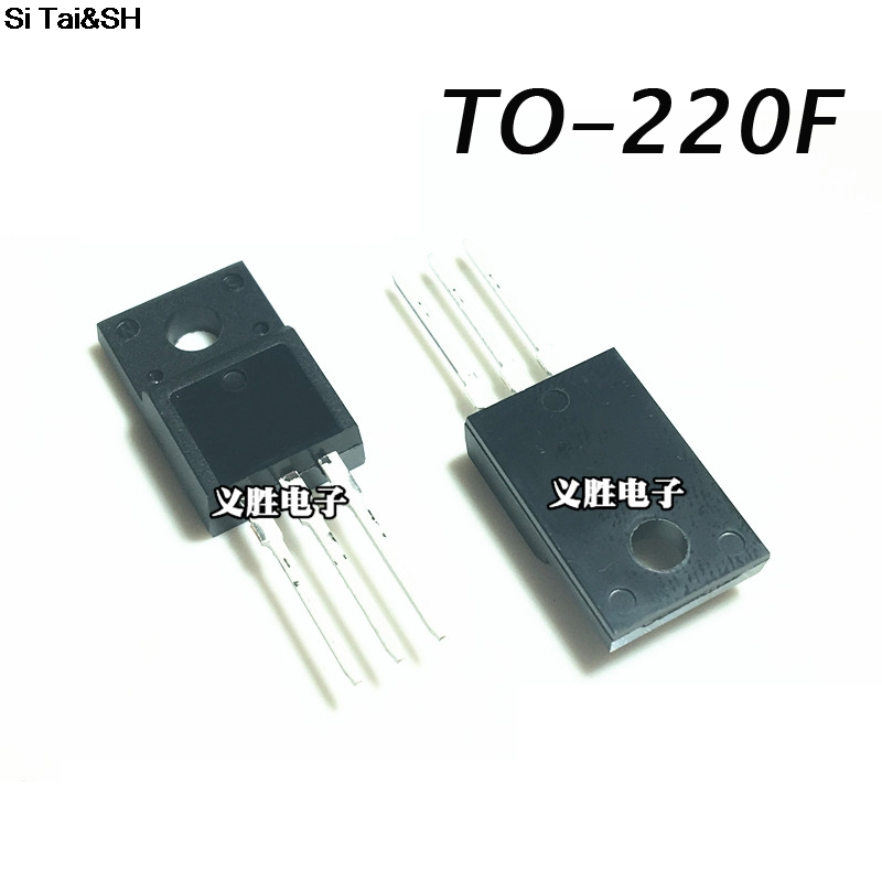 10pcs/lot SVF12N65F SVF12N65 12N65 12A 650V TO-220F New Original