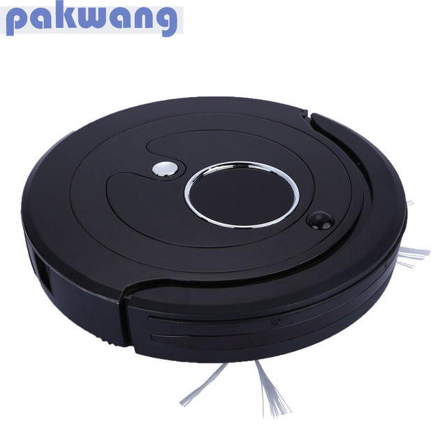 Multifunctional Robot Vacuum Cleaner SQ-A380(D6601) with Low noise, Large dustbin capacity  Robot Vacuum Cleaner for home
