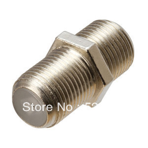 20 Pcs F Type Coupler Adapter Connector Female F Jack Rg6