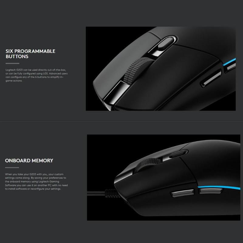 Logitech Mouse Software
