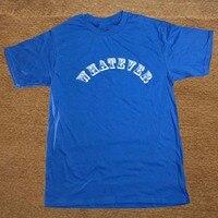 Whatever Teenager High School Attitude Xmas Christmas Funny Mens T Shirt Tshirt Men Cotton Short Sleeve
