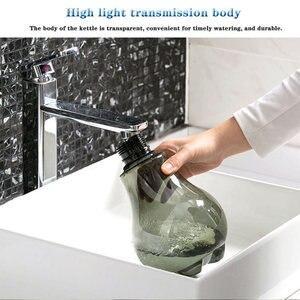 Image 4 - البستنة ضغط Watering رذاذ زجاجة متعددة الوظائف حديقة الري النبات مسقاة لوازم تنظيف الأسرة