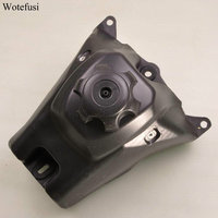 Wotefusi Motorcycle Gas Fuel Tank For Style 50cc 70cc 125cc Dirt Pit Bike [PX81]