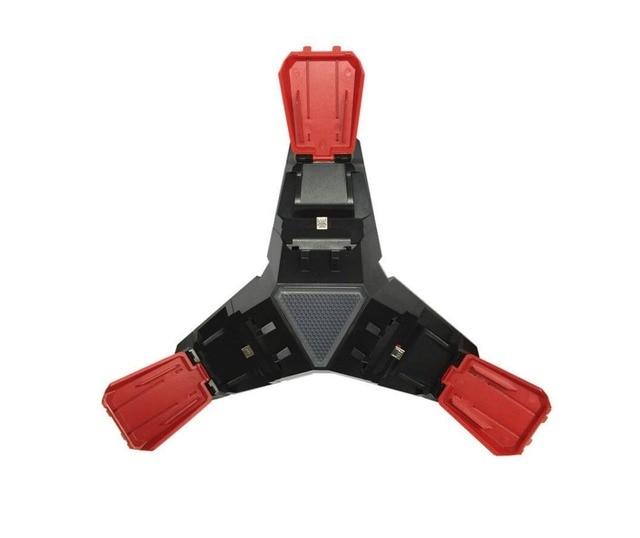 Треугольник LED 3 Зарядное Устройство USB кабель Для Зарядки Док-Станция для Контроллер Xbox 360