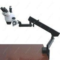 Trinocular Articulating Microscope  AmScope Supplies 3.5X 45X Trinocular Articulating Zoom Microscope with Clamp zoom microscope microscope microscopetrinocular microscope -