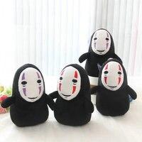 New Coming 15Cm Cute Car Sucker Pendant Doll Stuffed Bamboo Black Face Man Plush Toys Movie
