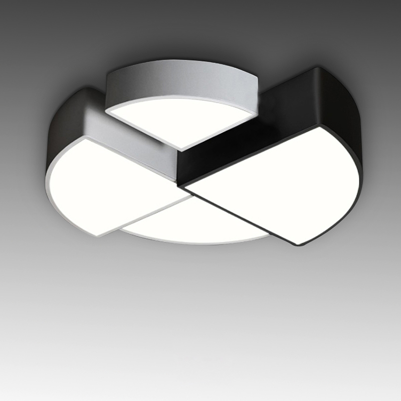 Dia.25CM Modern Acrylic LED Ceiling Lamp Fixtures Lighting Geometry Creative Corridor Bedroom Living Room Hanging Lights CL187-BDia.25CM Modern Acrylic LED Ceiling Lamp Fixtures Lighting Geometry Creative Corridor Bedroom Living Room Hanging Lights CL187-B