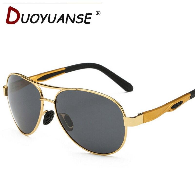 Lunettes de soleil pour homme/ polarisant coloré/Miroir grenouille/Lunettes de soleil avec grand cadre/ half-frame lunettes de soleil/Miroirs de conduite-A ysTpNq4EYj