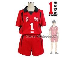 Haikyuu Figure Uniform Kuroo Tetsurou Sport Suit Cosplay Haikyuu Kuroo Tetsurou Costume Jersey Haikyuu Kuroo Tetsurou Clothing