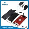 Branco preto 5.5 polegada de tela cheia para o iphone 6 s plus lcd para iphone 6 plus display lcd para iphone6s com toque digitador montagem