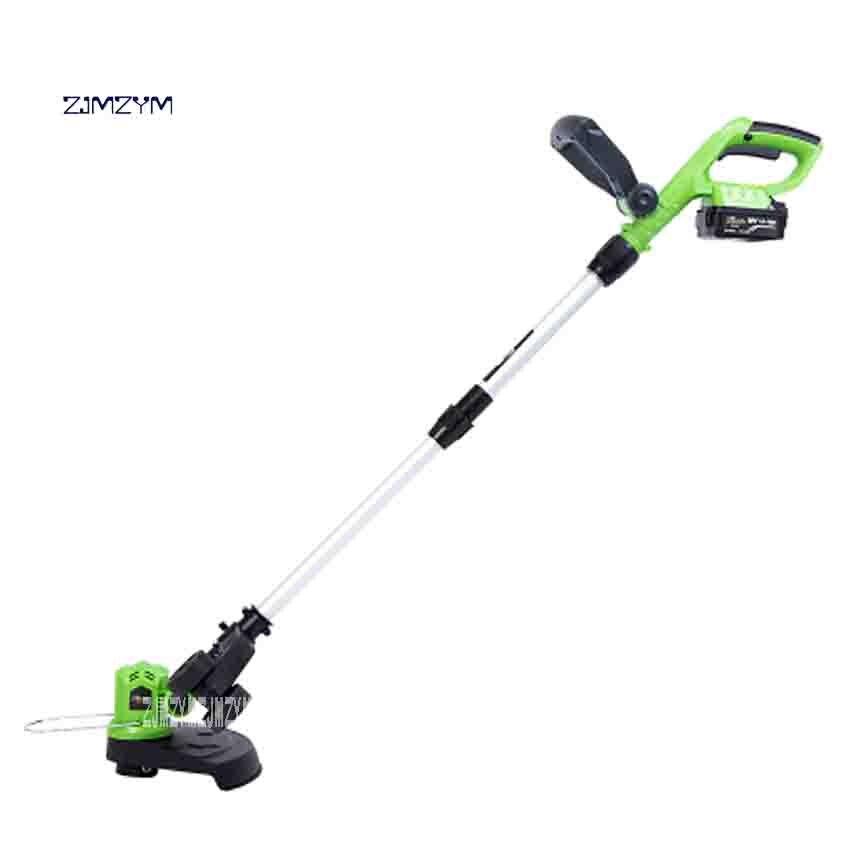ZJMZYM новые садовые инструменты для обрезки CT 20GR газонокосилка 20 в электрический триммер для изгороди портативный домашний беспроводной зар
