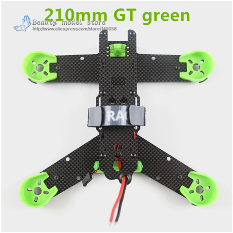 KING KONG 210 / 210 GT FPV cross racing mini drone quadcopter pure carbon fiber frame kit X and K models awesome f100 100mm quadcopter frame kit wheelbase mini four axis aircraft pure carbon fiber for fpv rc racing drone frame kit