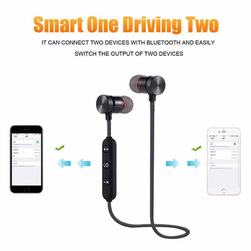 Słuchawki Bluetooth dla Huawei Honor 10 9 8 7 Prime 7X 7C 6 6C 6X 6A 6C Pro 5C 5A słuchawki bezprzewodowe słuchawki douszne akcesoria słuchawka