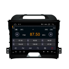 2din Octa Core 4G Ram Android 9.0 Fit KIA Sportage 2015 2011 2012 2013 2014 Car DVD Player Navigation GPS Auto Dab Radio
