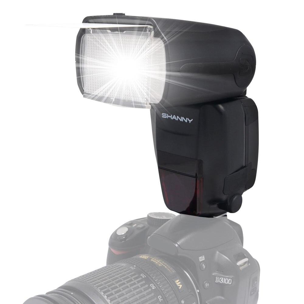 Shanny SN600EX RF 2,4 г Беспроводной HSS 1/8000 s мастер ttl Вспышка Speedlite для Canon Камера 70D 60D 7D 7DII 6D 5DII 5diii 700D 650D