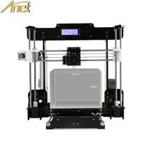 цена на Hot Sale 3d printer Most Popular Printer Factory Price 3D Printing Kit Prusa I3 AnetA8 3D Printer First Choice of DIY 3D Printer
