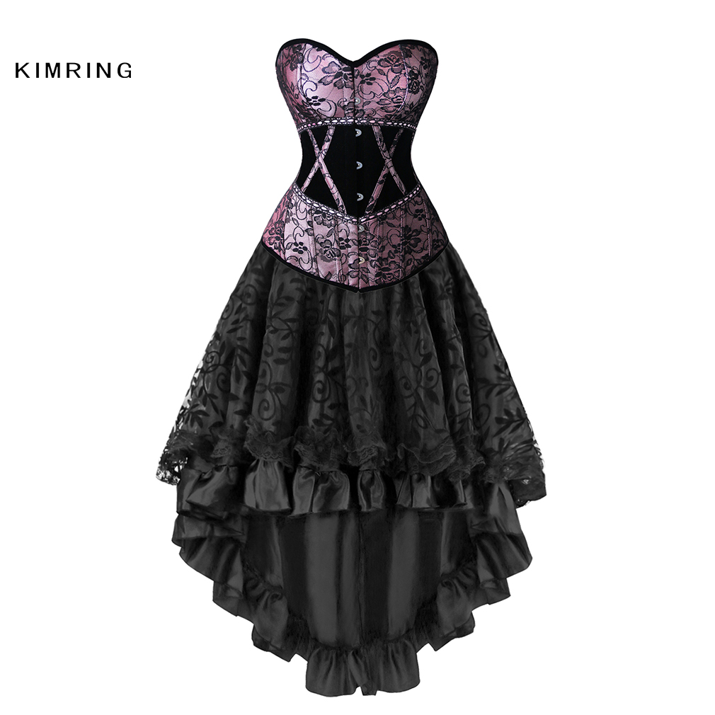 Compare Prices on Vintage Corset Dresses- Online Shopping/Buy Low ...