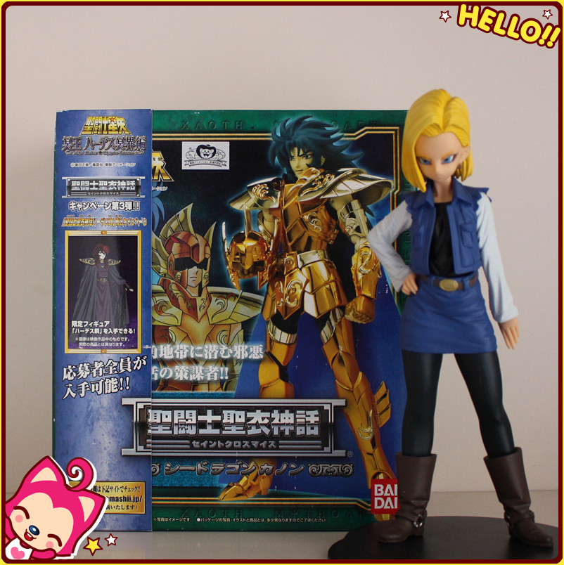 japan Anime Saint Seiya Original BANDAI Tamashii Nations Saint Cloth Myth 1.0 Action Figure - SEA DRAGON KANON clips more короткое платье