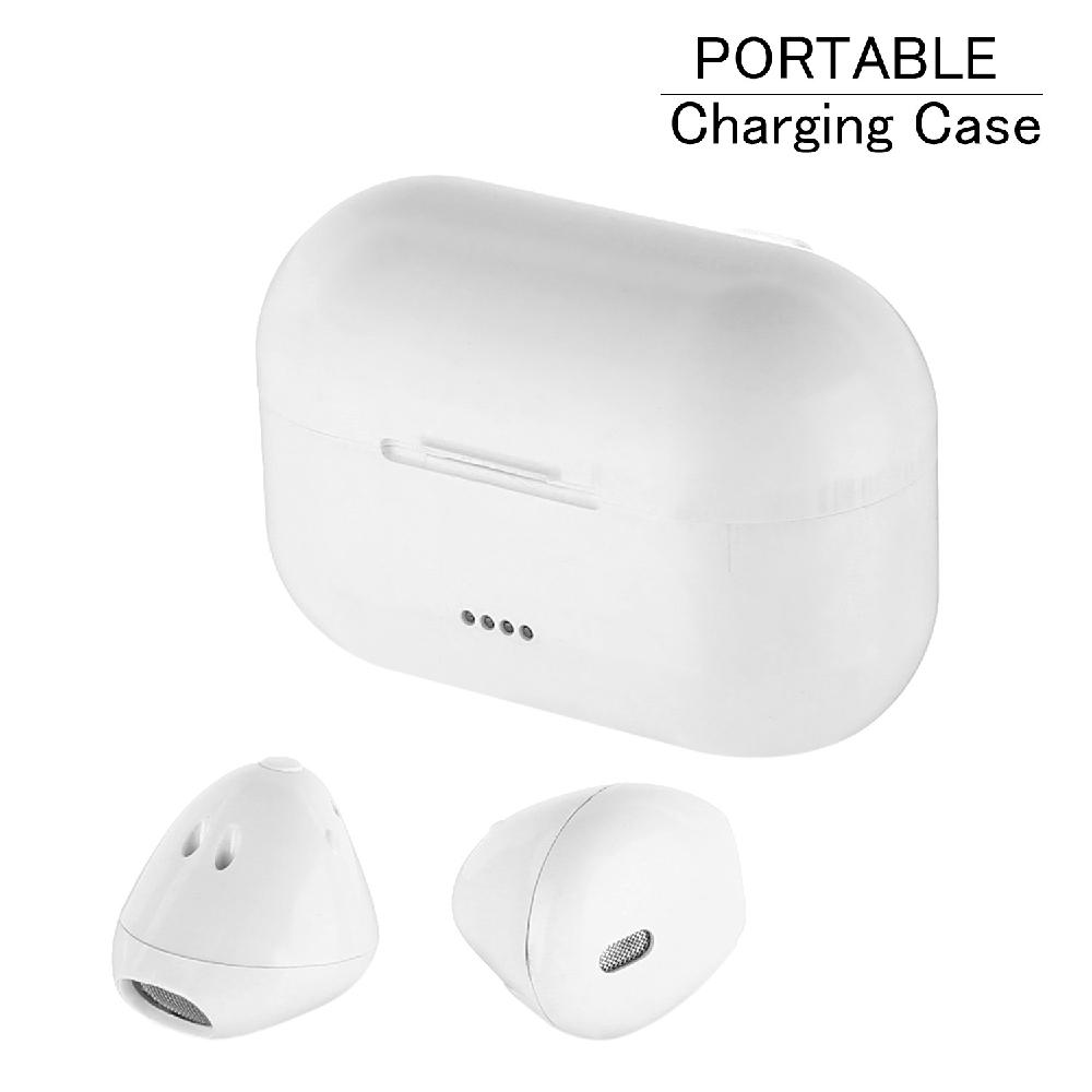 EastVita Mini IP8 Portable Packet Bluetooth In-Ear Wireless Stereo Earbuds With Charging Box for iPhone Android Phone r30