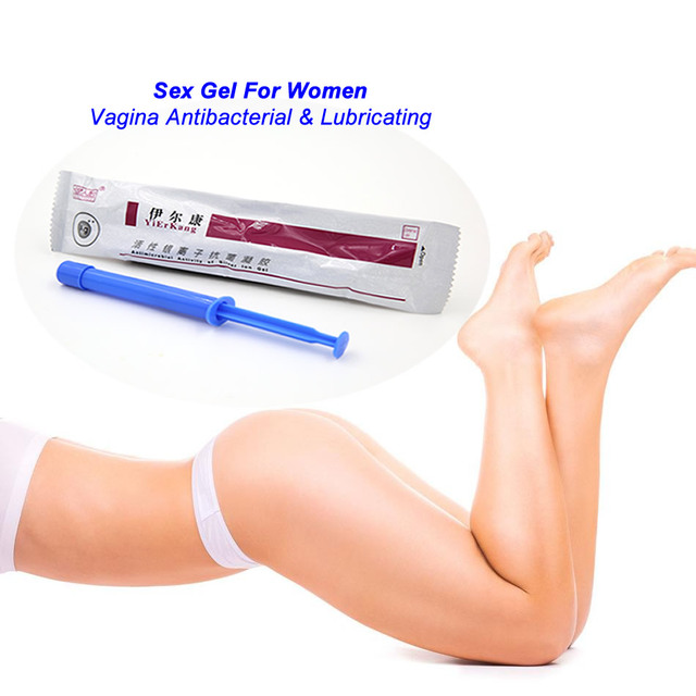 5 pcs/lot Sex hymen power gel for white vaginal discharge treatment yeast  infection vagina lubricating gel