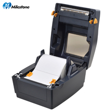 Milestone 3~4Inch USB Port Sticker Printer Barcode Label Printer Thermal Barcode Printer with Fast Printing Speed code Printer wholesale high quality label sticker receipt printer barcode qr code pos printer support 80mm width print speed very fast