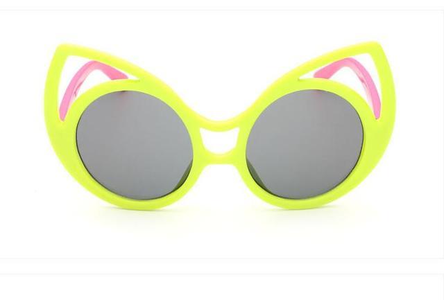 2cee944129 Knotolus gato De dibujos animados los niños viajes Gel De sílice al aire  libre gafas De