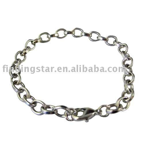 50pcs Lobster clasp bracelets FREE SHIPPINGM18936