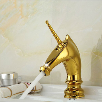 Unicorn Bathroom Faucet