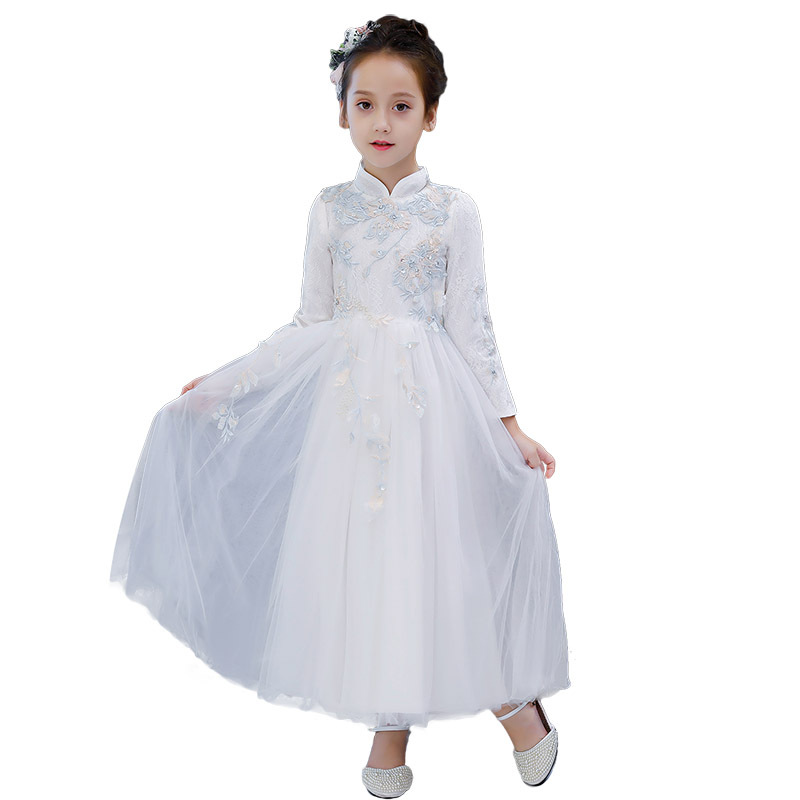Girls Wedding Party Dress For An 4 To 11 12 14 15 Years Old Child