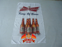 kingway king of beers Flag 3×5 FT MLS 150X90CM banner 100D Polyester king of beers  banner