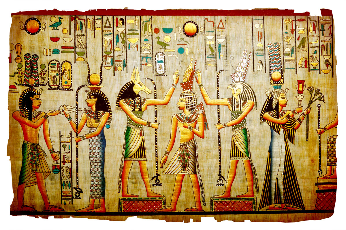 Pharaoh Of Ancient Egypt Wall Art Picture Home Decoration Living ...