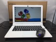 Free shipping multi language windows 10 system 11.6 inch mini laptop 2G ram 32GB emmc built in bluetooth camera