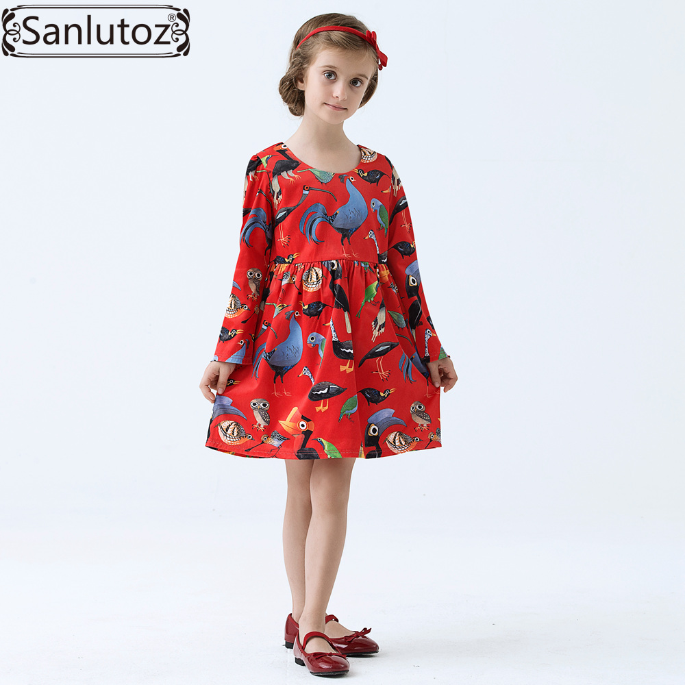 Little Girls Winter Dresses